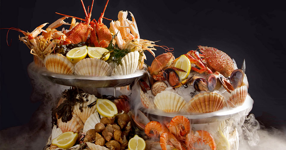 Soirée Fruits de Mer 'Royal' - Woensdag 14/08/2019